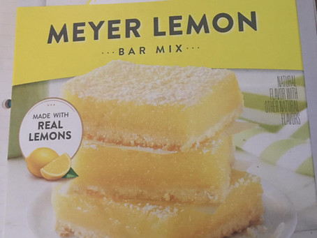 NEW Recipe: Myers Lemon Cheese Cake Balls July 29, 2020