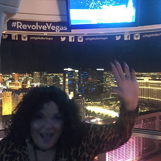 Vicki... What happens in Vegas