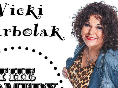 The Cantore Show: Vicki Barbolak