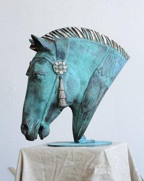 интерьерная скульптура
