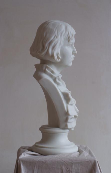 скульптура бюст