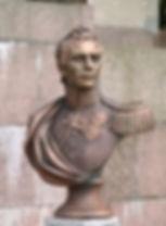 скульптурный портрет бюст на заказ