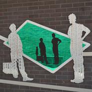 It's Our Thing Part III, City Shift. Mackenzie Walkway, Blacktown CBD