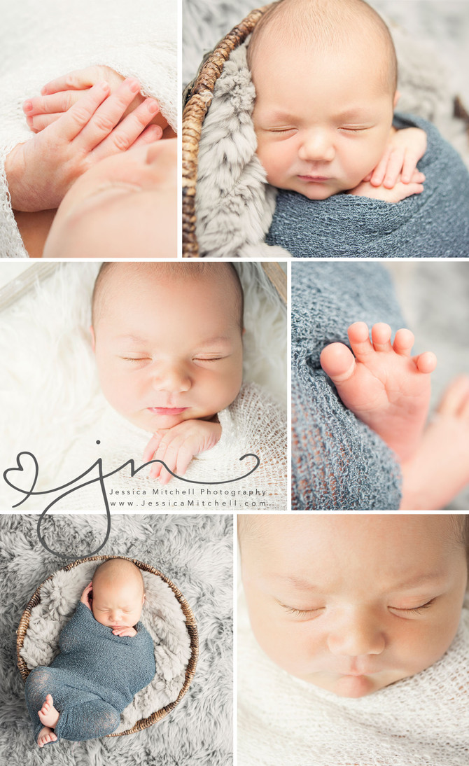 Newborn Photography Austin, Tx | Jessica Mitchell Photography {Adorable Thomas}