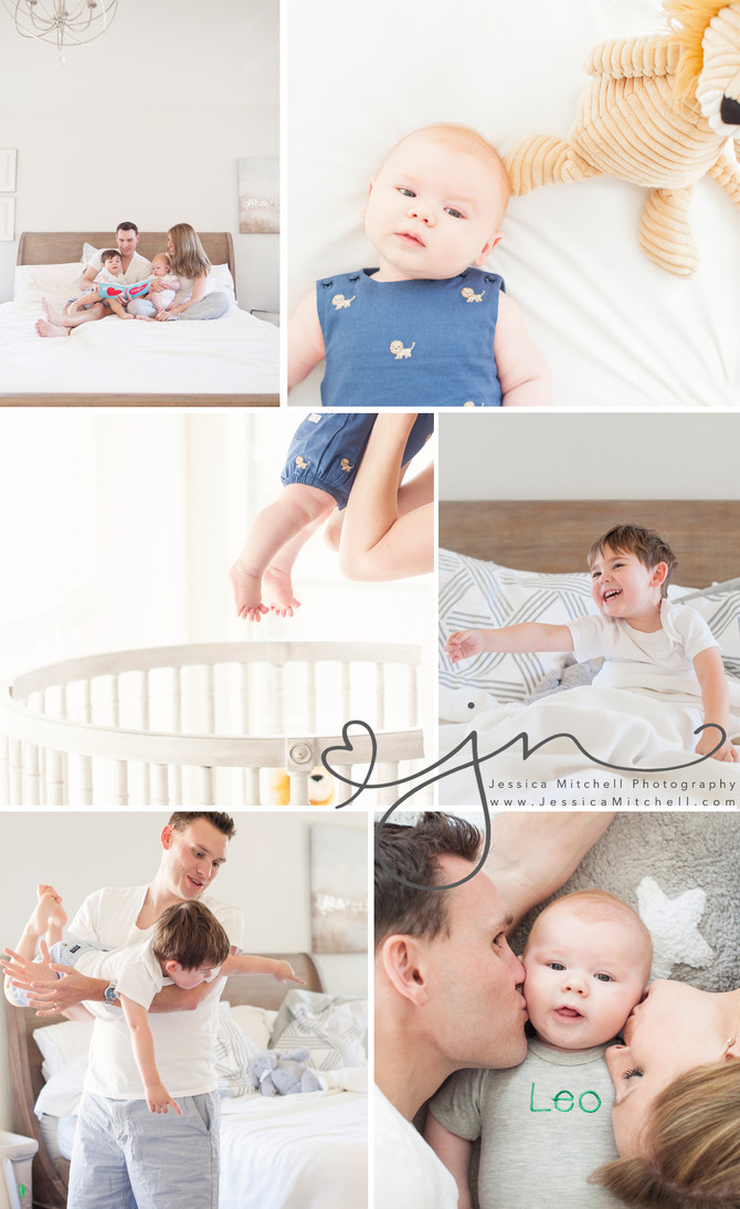 Lifestyle Family Photography Phoenix, Az | Jessica Mitchell Photography {Welcome Leo}