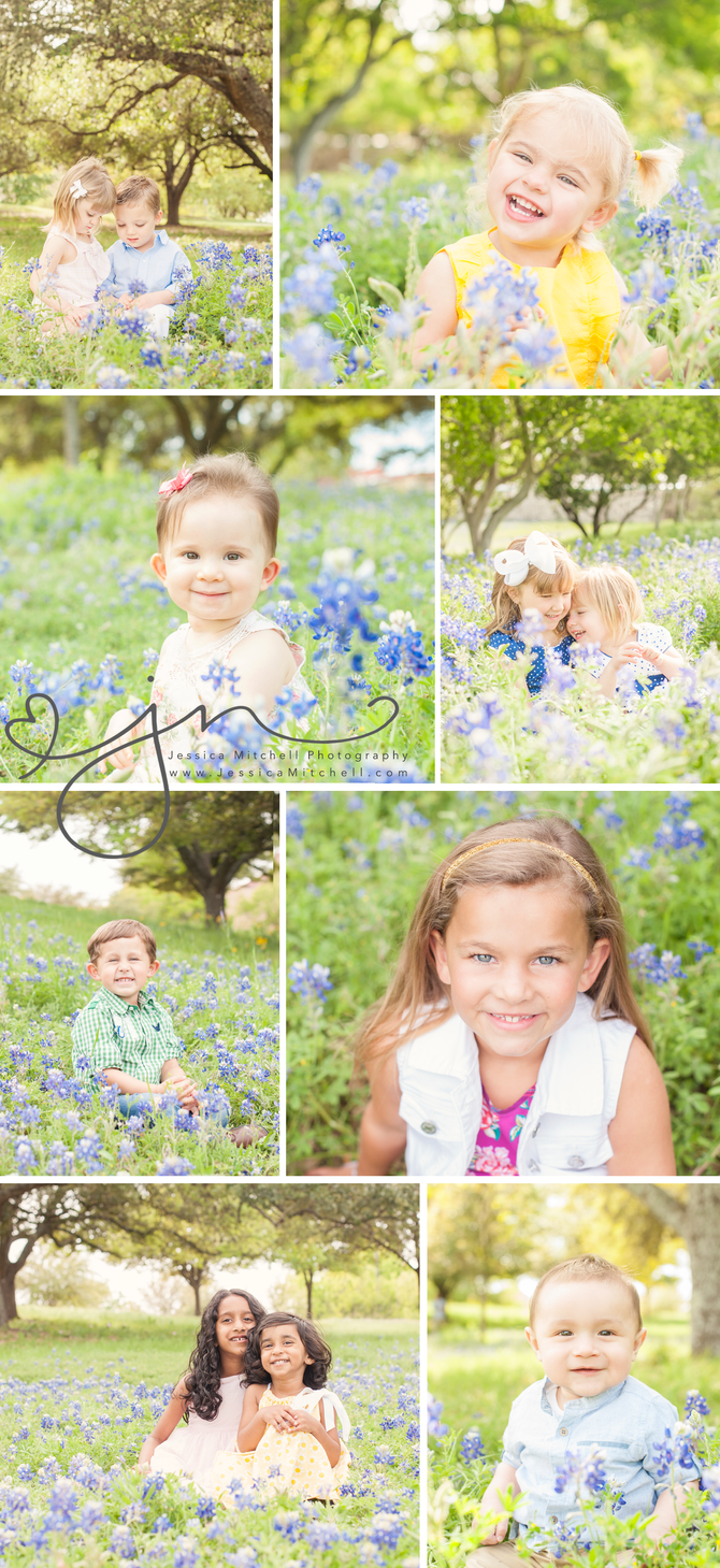 Bluebonnet Mini Session Photographer Austin, Tx | Jessica Mitchell Photography {2016}