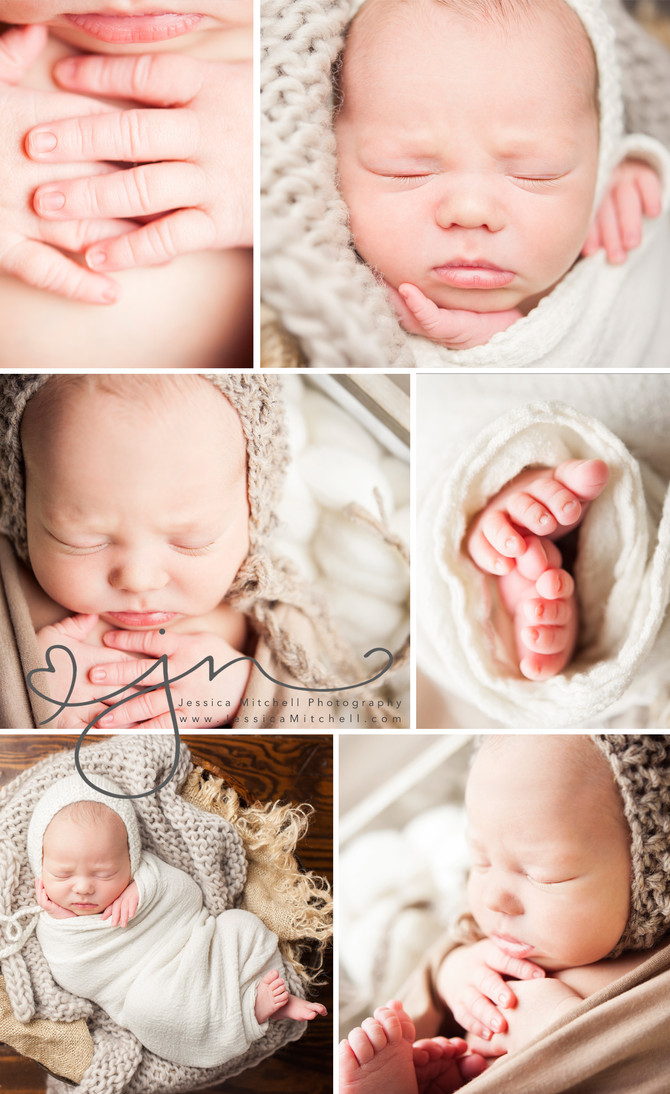 Newborn Photography Austin, Tx | Jessica Mitchell Photography {Cozy Cute Wyatt}