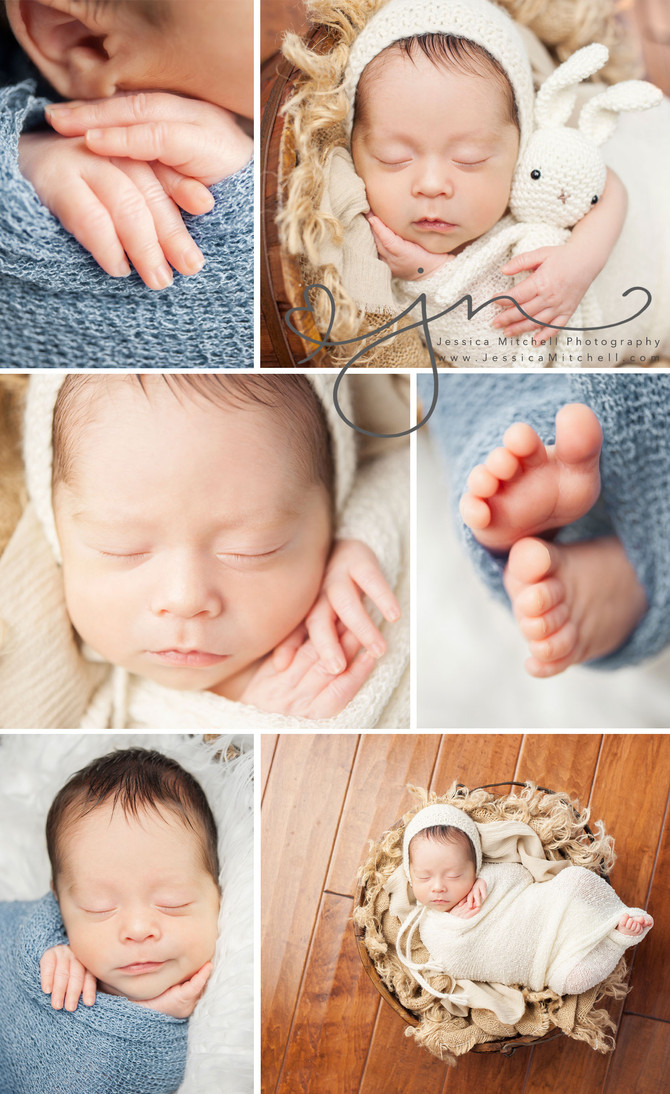 Newborn Photography Austin, Tx | Jessica Mitchell Photography {Handsome Evan}