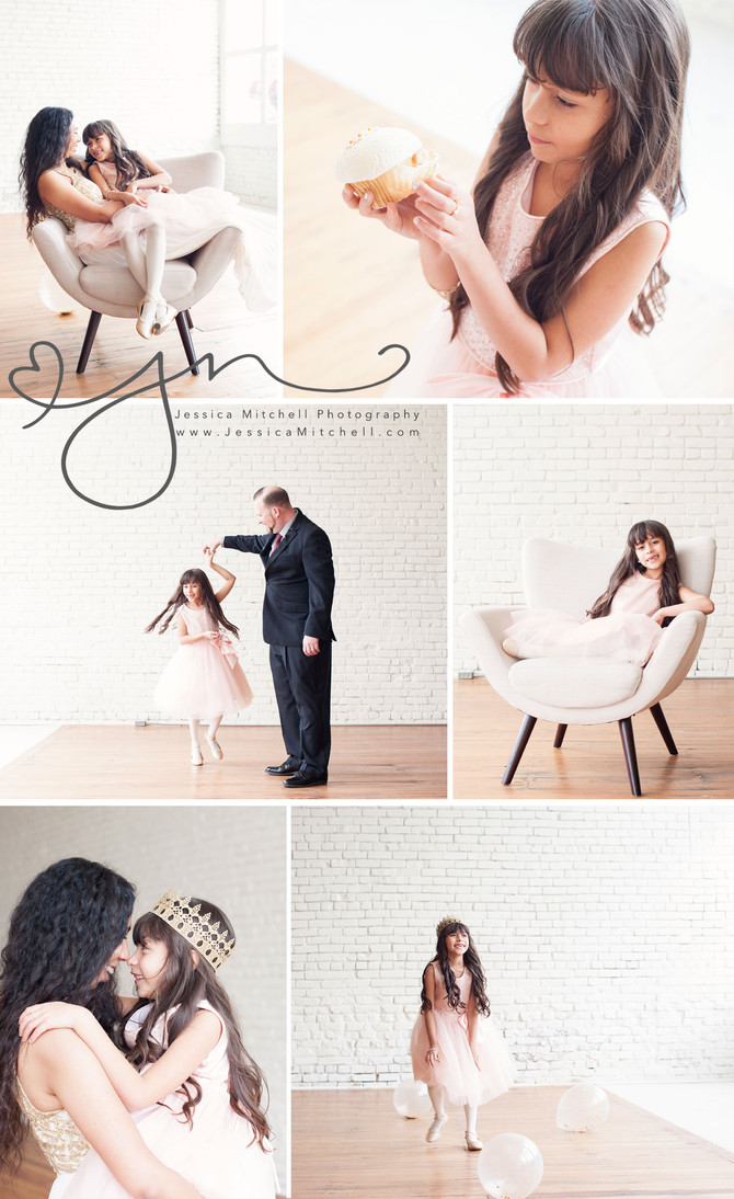 Family Photography Austin Tx | Jessica Mitchell Photography {Birthday Princess}