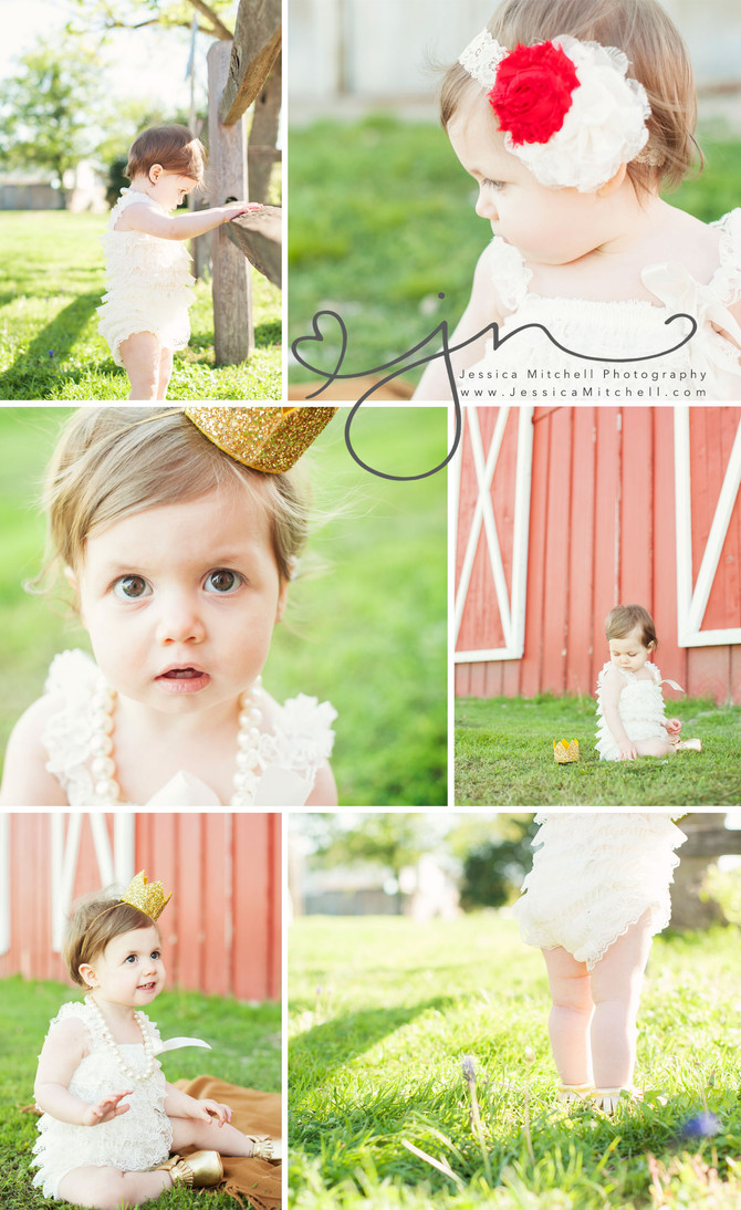 Children Photography Austin, Tx | Jessica Mitchell Photography {One Year Session}