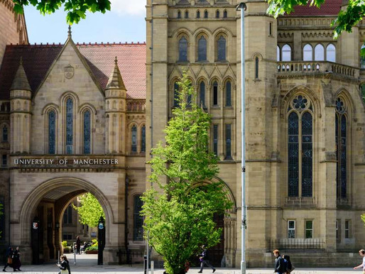 The Story about the University of Manchester. Bright case study