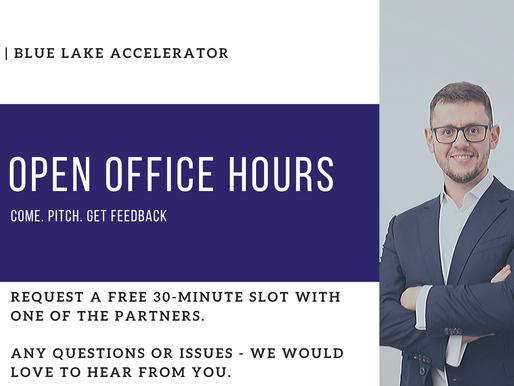 Open Office Hours. London, Kyiv