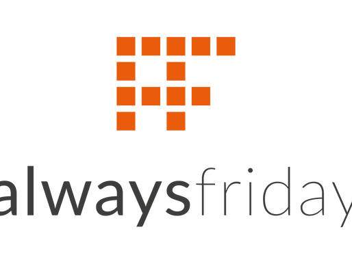 Happy to introduce you our new partner - alwaysfriday!