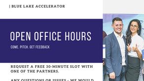 Blue Lake Accelerator | Open Office Hours