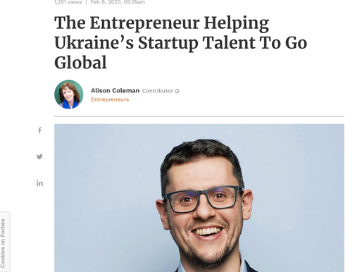 Forbes about Blue Lake Accelerator