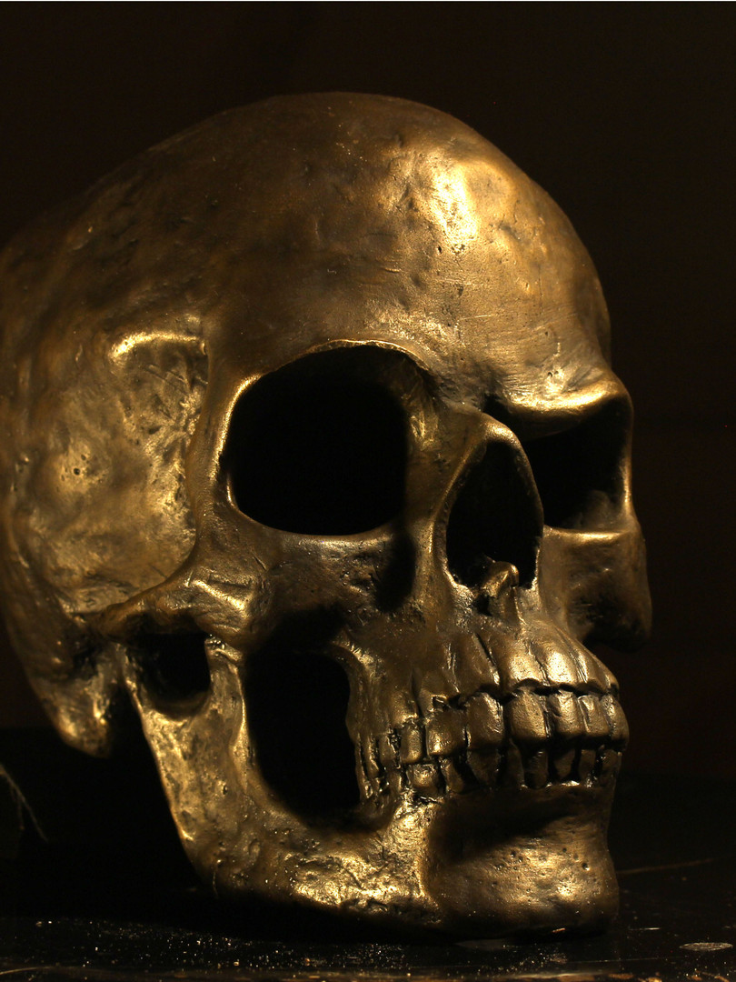 Skeptical Scull 1