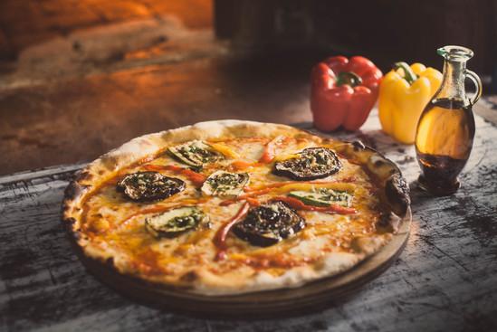 vegetarian pizza tulum