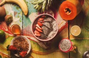 acai bowl - healthy breakfast