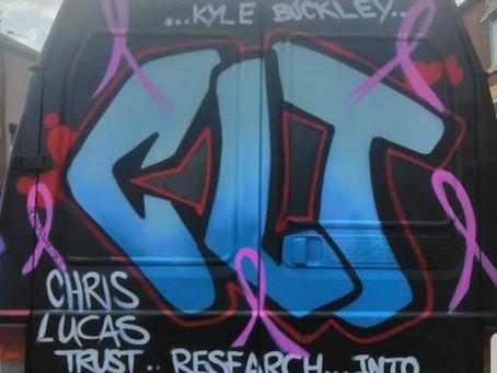 LDV VAN CLUB in Memory of Kyle Buckley
