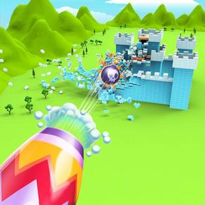 Castle Bomb 3D