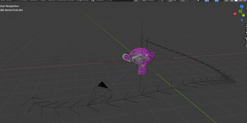 Animation Scene Setup