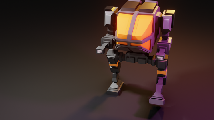 Robot Lighting 2