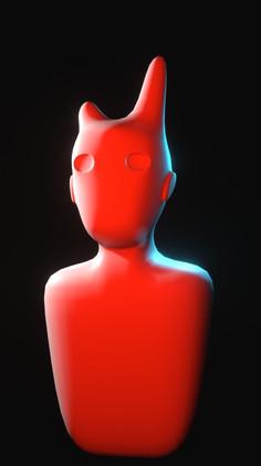 Demon Sculpt Model