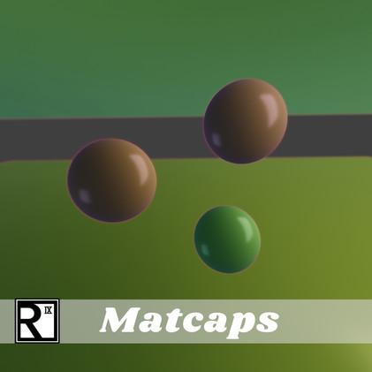 Matcaps