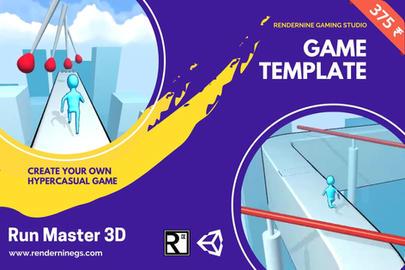 Run Master 3D