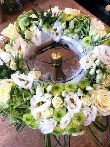 decoratie trouwfeest