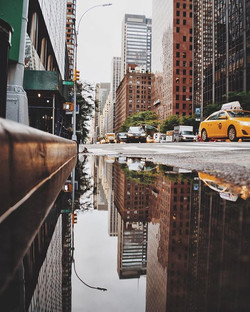 Mornings in a city that never sleeps