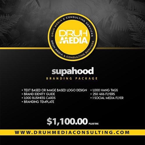 Supahood Branding Package