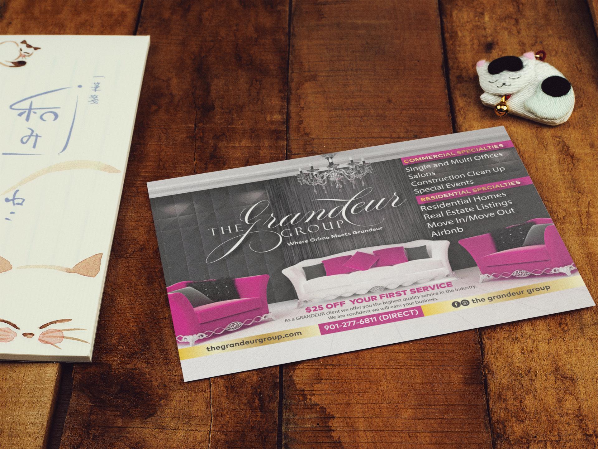 Flyer Design & Print