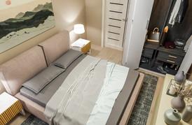 Спальня. Вид 3