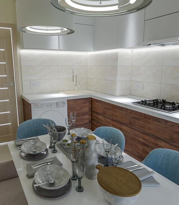 Кухня. Вид 1