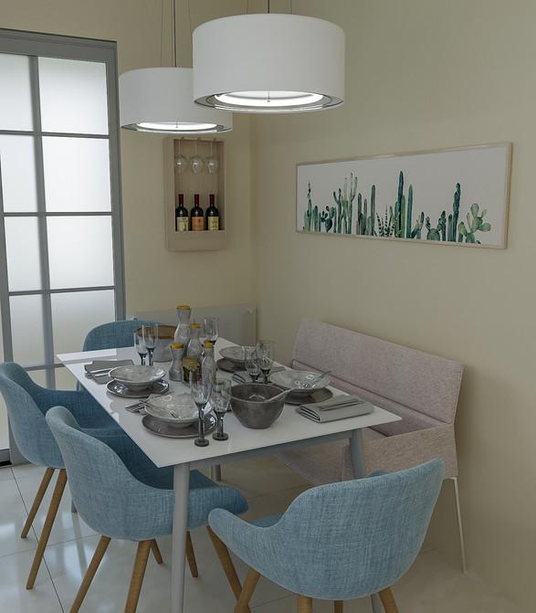 Кухня. Вид 3