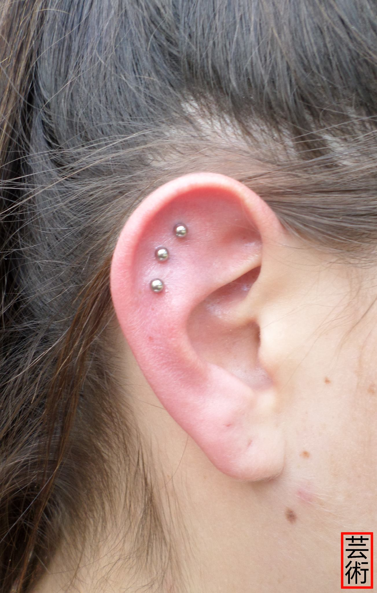 Triple Outer Helix