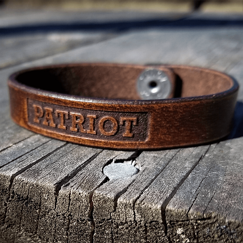 Forj'd Patriot Collection - Integrity -Loyalty - Honor