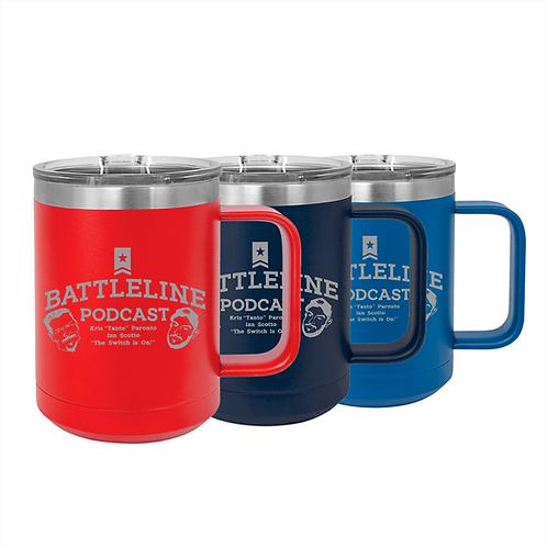 Battleline Podcast -  15oz Coffee Mug