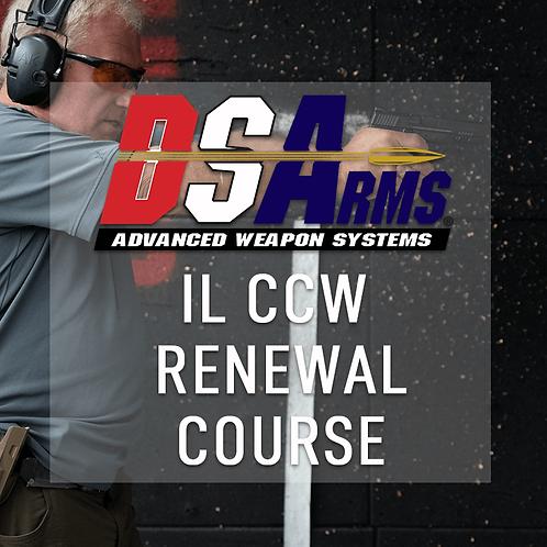 IL CCL Recertification Course - DSarms