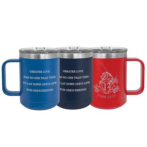 John 15:13 -  15oz Coffee Mug