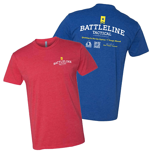 Battleline Tactical Forge Ahead T-Shirt [Mens]