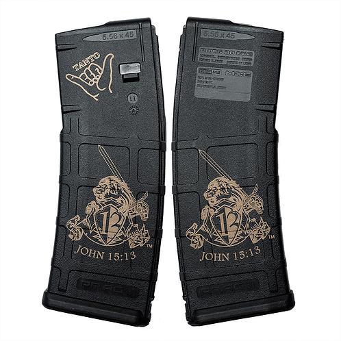 Tanto Tactical Gear - John 15:13 Mag [5.56 30rnd]