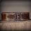 Thumbnail: Forj'd -  NEVER FORGET 13 HOURS Leather Bracelet