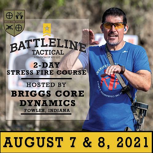 [2-DAY] Advance Carbine & Pistol Stress Fire Course  - Indiana