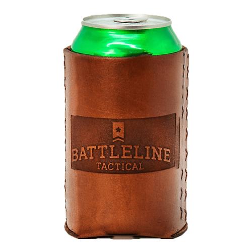 Forj'd - Battleline Tactical Leather Koozie
