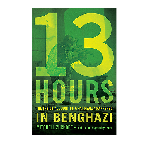 13 Hours Book [Autographed Edition]