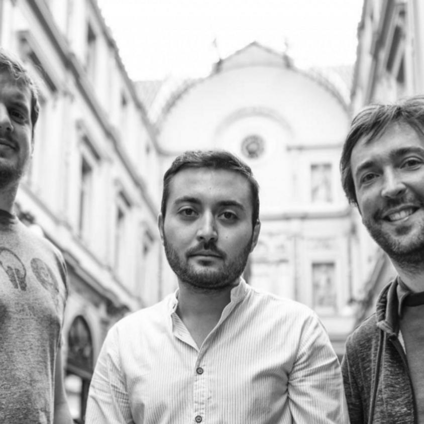 """Giuseppe Millaci trio"""