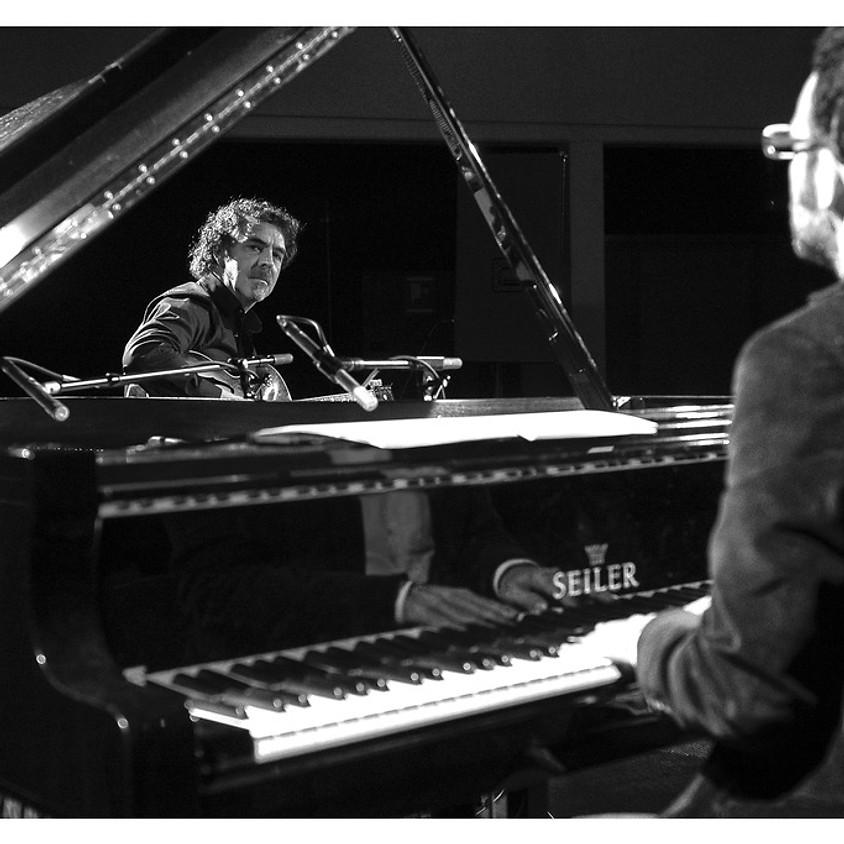 Filip Verneert & Enrique Simon in concert.