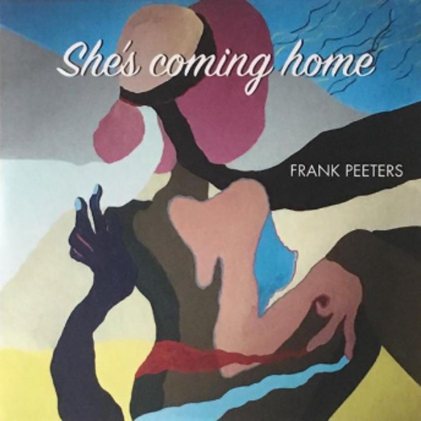"Frank Peeters - Album ""She's Coming Home"""